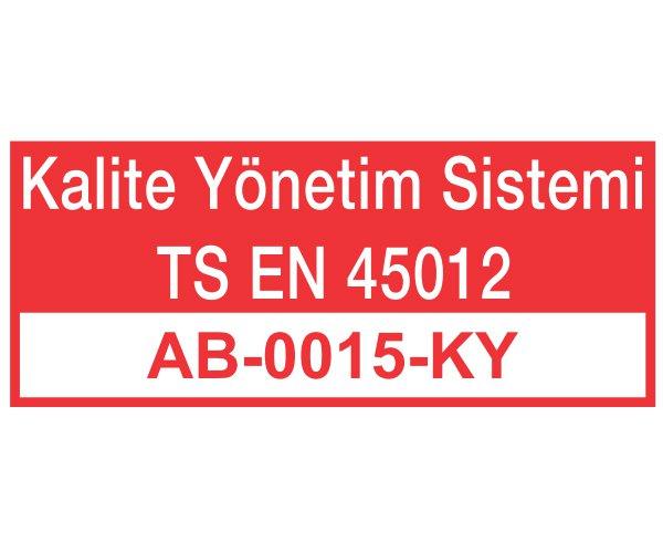 TS EN 45012