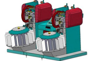 AUTOMATIC YARN TRANSFER MACHINE