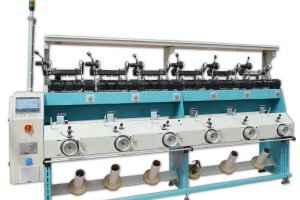 "6"",8"",10"" BOBBIN DYING SOFT WINDING MACHINE İBM-02"