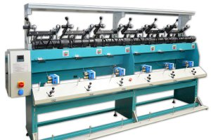 "10"" CHENILLE YARN TRANSFER MACHINE"