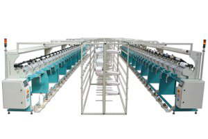 "6"",8"",10"" SHUTTLE + EIGHT FOLD YARN MACHINE"