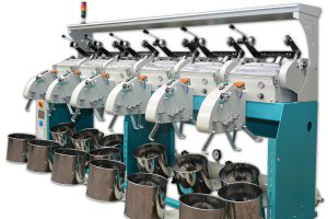 "6"",8"",10"" SHUTTLE+FOUR FOLD+CENTERING YARN FOLDING MACHINE"