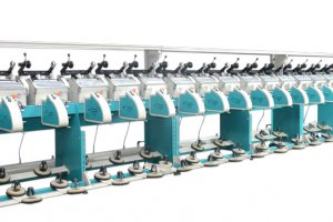 "6"",8"",10"" SHUTTLE+THREE FOLD+CENTERING YARN FOLDING MACHINE"